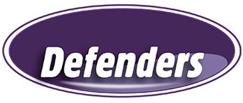 13 DEFENDERS LOGO